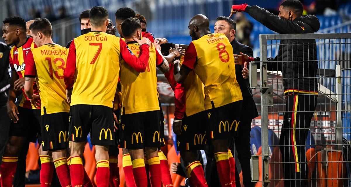 RC Lens : après le succès à Montpellier, Haise ne cache plus ses ambitions