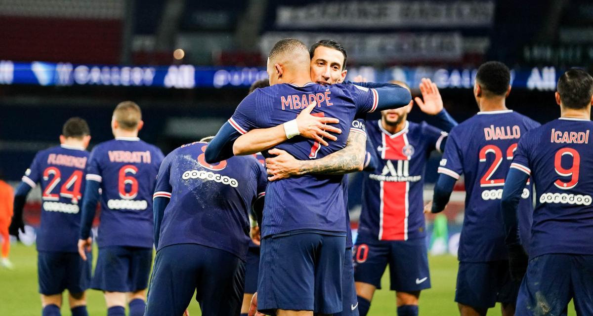 PSG, RC Strasbourg, Stade de Reims : les compos des matches de 15 heures