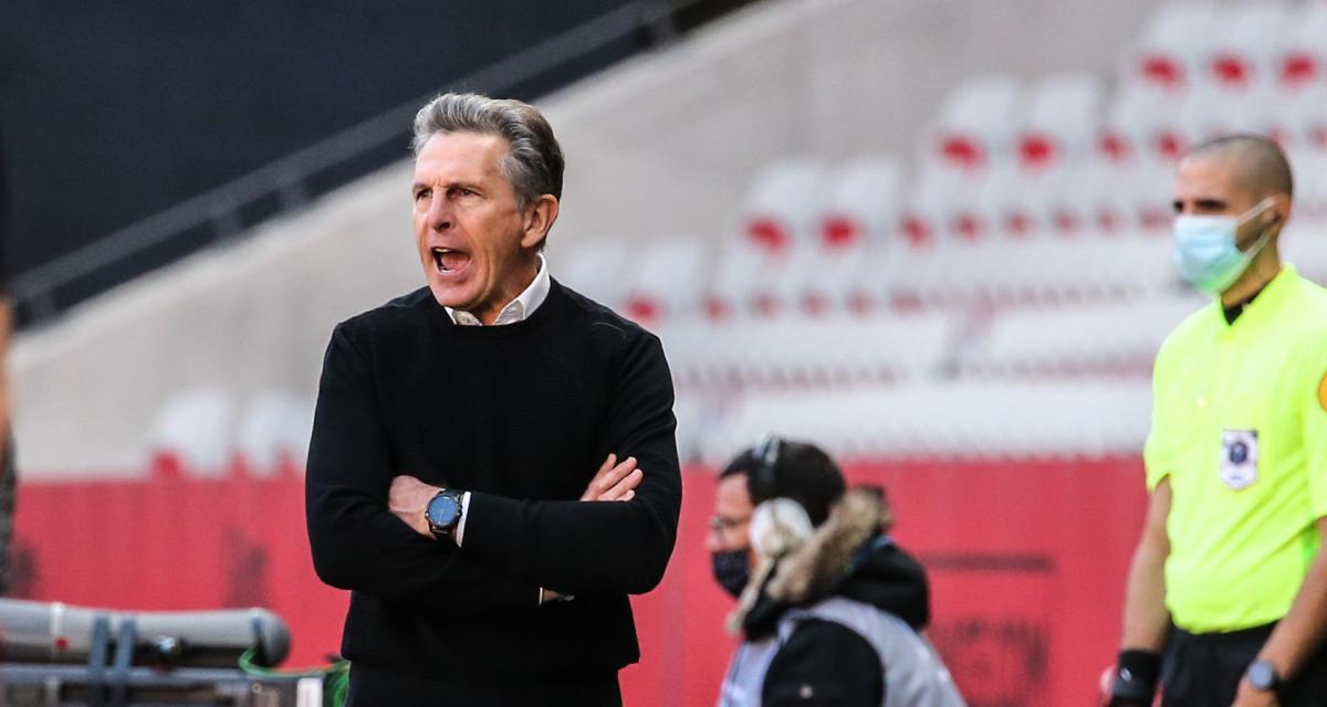 OGC Nice - ASSE (0-1) : supporters, groupe décimé, Neyou... Claude Puel savoure le succès des Verts