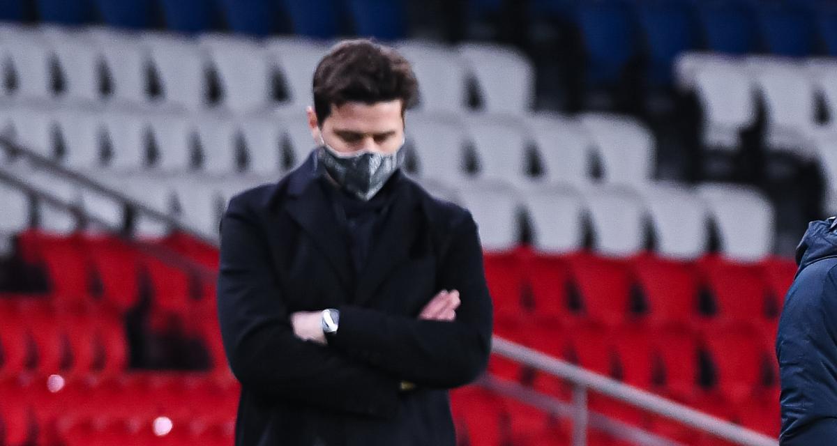 Lorient – PSG (3-2) : Pochettino fait tout pour épargner son vestiaire après la déroute