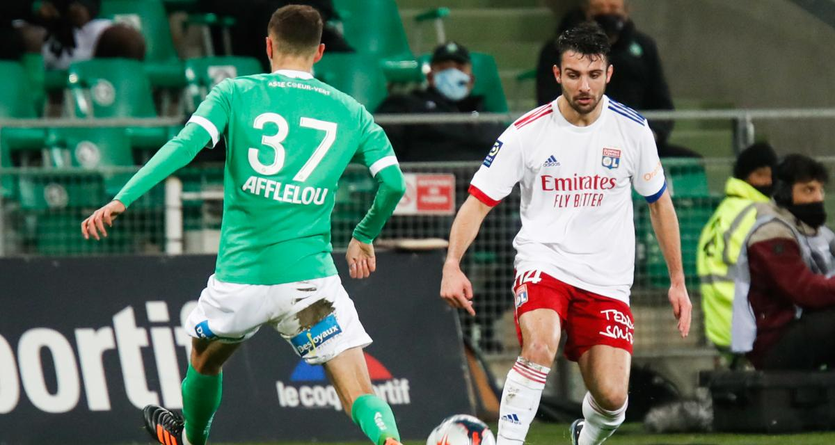 ASSE : Kolodziejczak n'est pas le seul grand perdant du derby