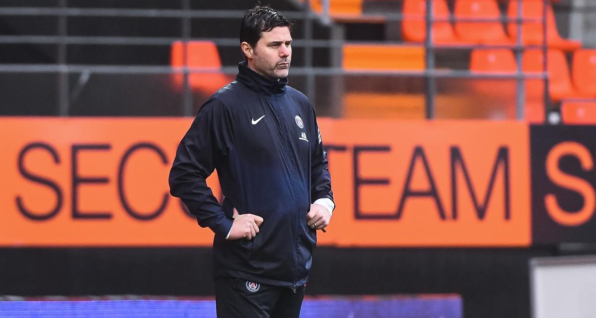 FC Lorient – PSG (3-2) : Pochettino, sa thèse de l'accident taillée en pièces
