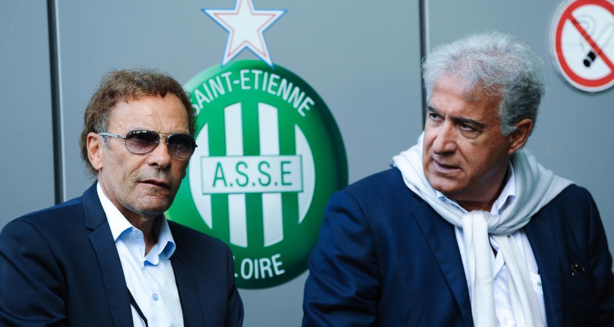 ASSE - Mercato: plutôt qu'un n°9, les supporters réclament le transfert des présidents!
