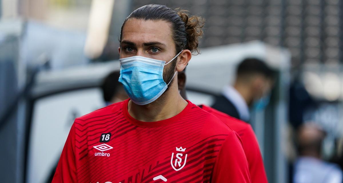 Stade de Reims – Mercato : le flop Fraser Hornby part en prêt (officiel)