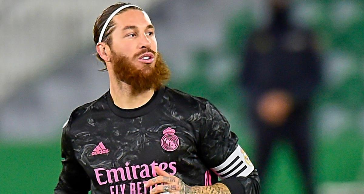 PSG, Real Madrid – Mercato : le pont d'or de Manchester United à Sergio Ramos dévoilé