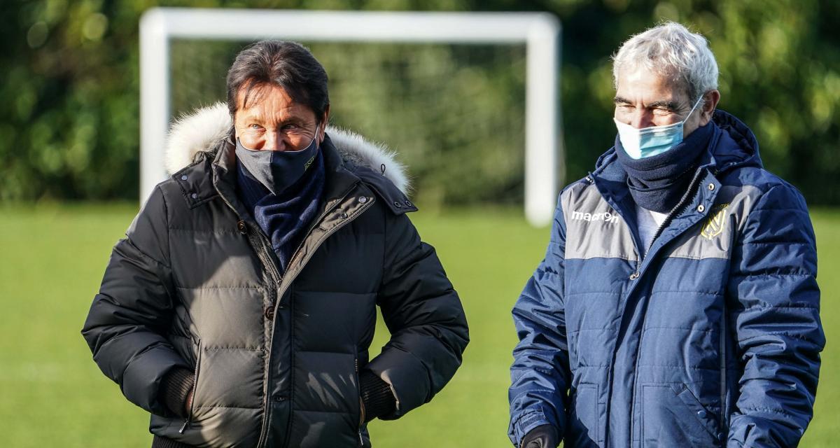 FC Nantes – Mercato: Domenech à l'origine des échecs Ounas et Mendoza?