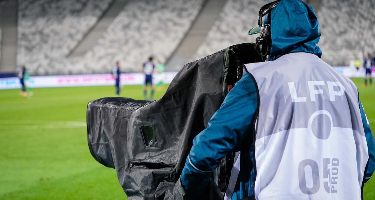 Bordeaux - Lille : sur quelle chaîne voir le match?