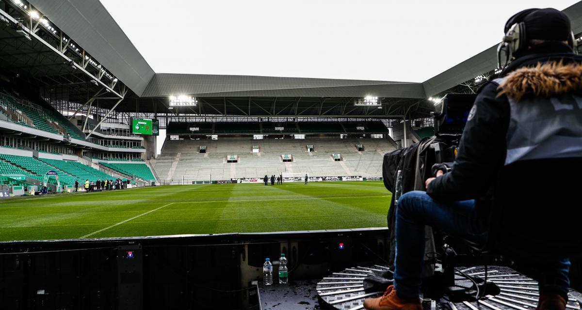 ASSE - Nantes : sur quelle chaîne voir le match?