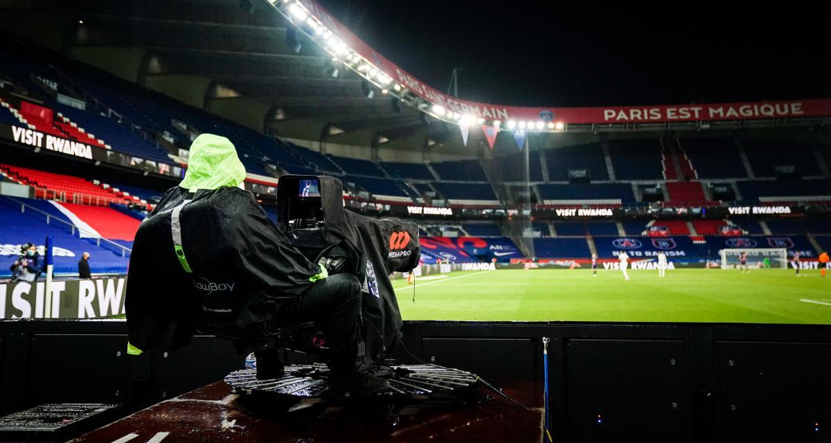 PSG - Nîmes : sur quelle chaîne voir le match?