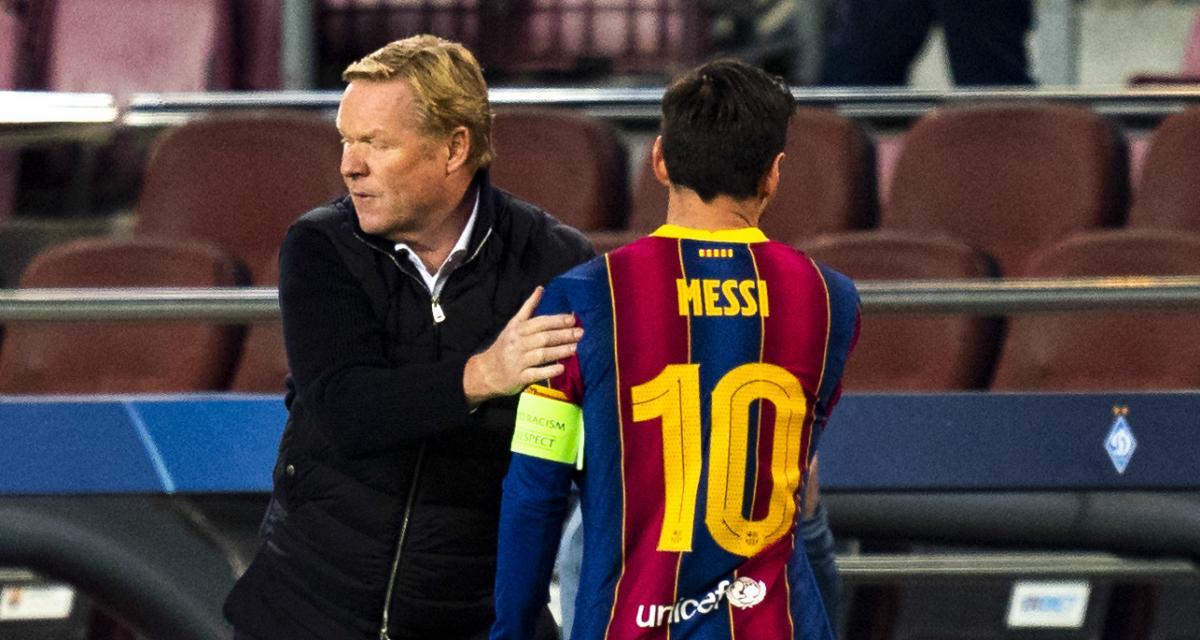 FC Barcelone : le vestiaire fragilisé avant le PSG à cause de Messi ?