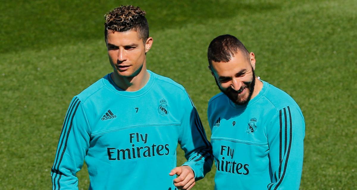 Real Madrid : Benzema n'était pas le meilleur partenaire de Ronaldo