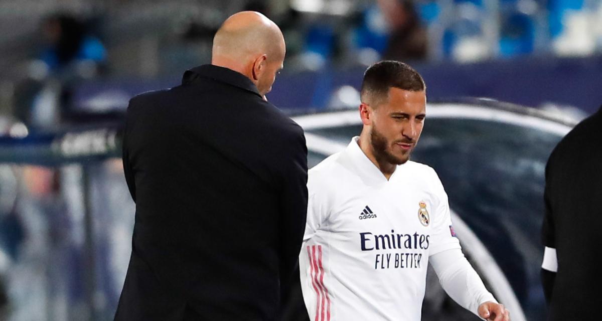 Real Madrid - Mercato : Hazard, une blessure qui impacte directement Mbappé ?