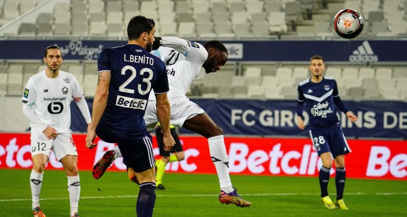Résultats Ligue 1 : LOSC, Girondins, Stade Rennais, RC Strasbourg, Stade de Reims, les scores à la mi-temps