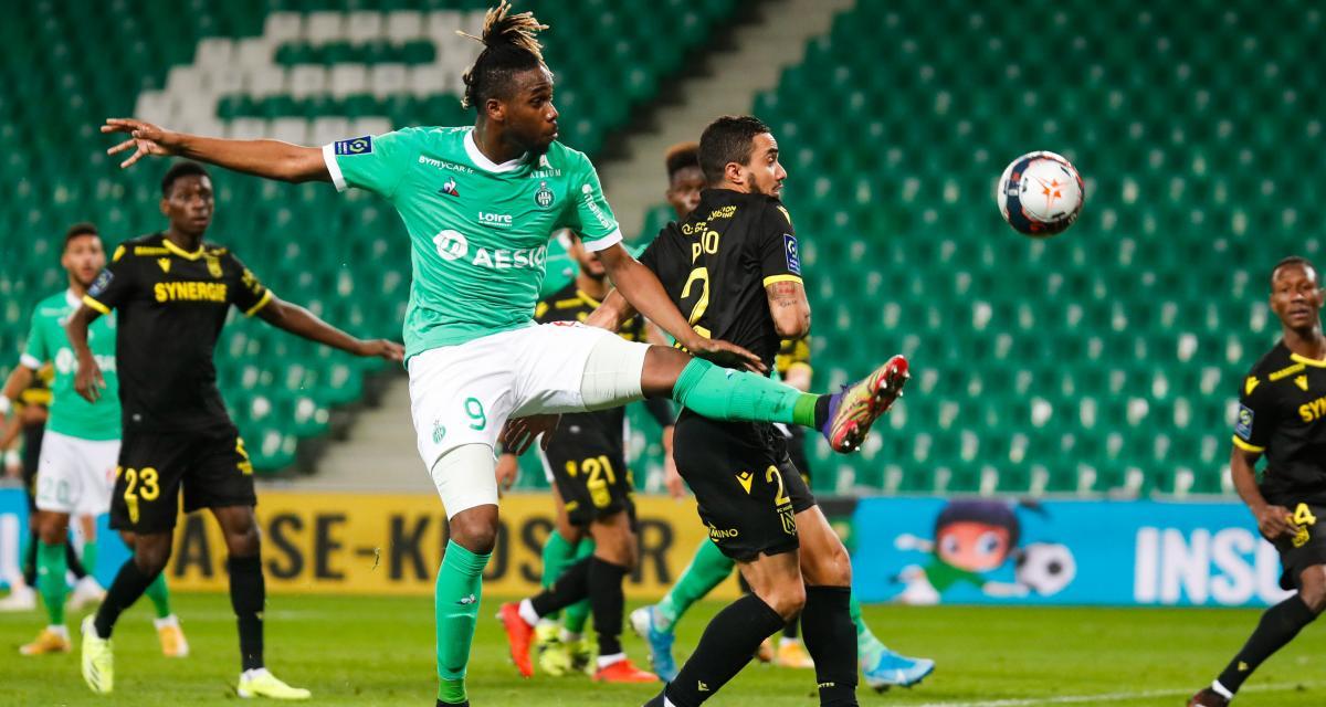 ASSE - FC Nantes (1-1) : les Tops et les Flops des Verts