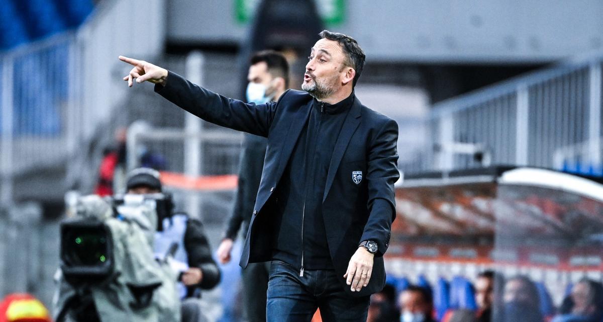 RC Lens - OM (2-2) : Franck Haise loue la force mentale de son équipe