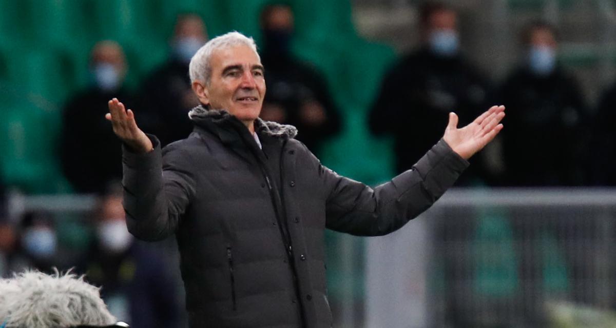 ASSE - FC Nantes (1-1) : Domenech pense toujours avoir la clef pour réveiller les Canaris