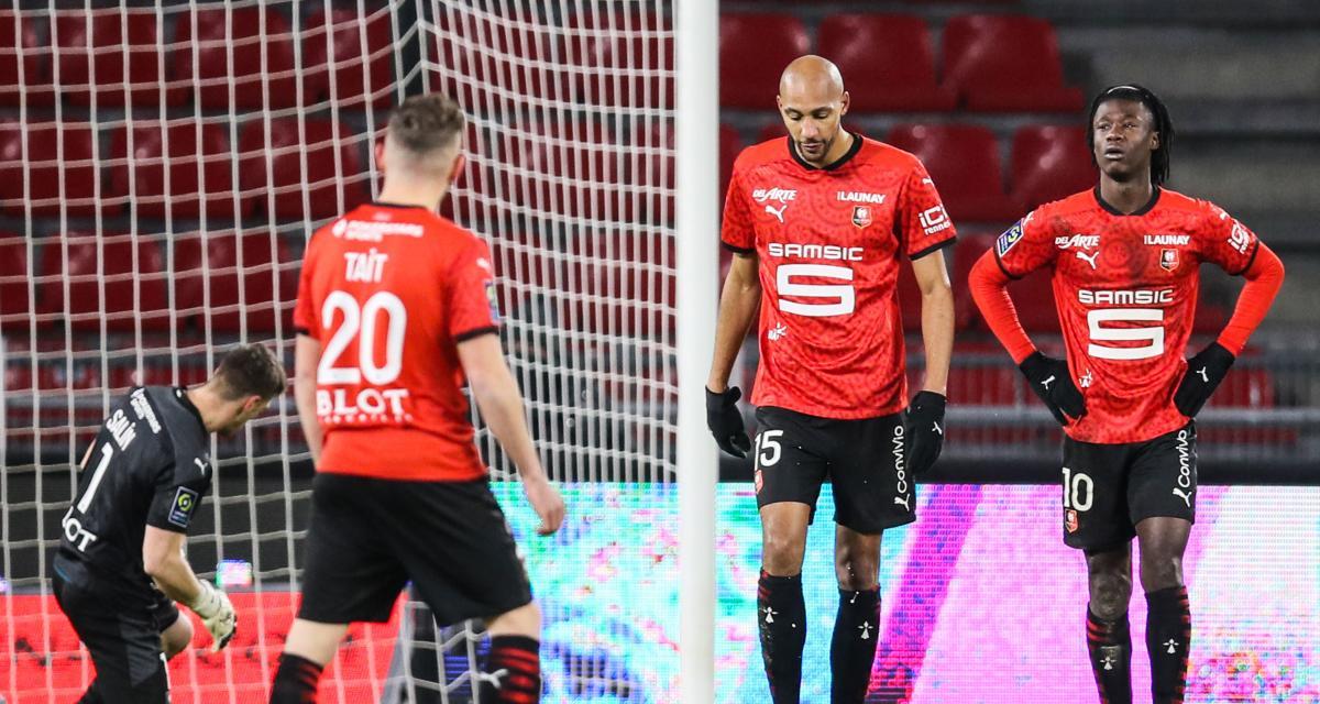 Stade Rennais - FC Lorient (1-1) : ce cadre qui plombe les Rouge et Noir