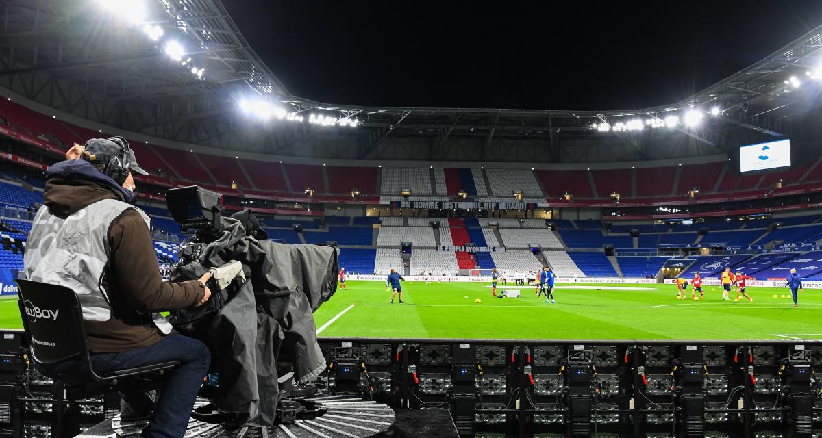 Lyon – Strasbourg : sur quelle chaîne voir le match?