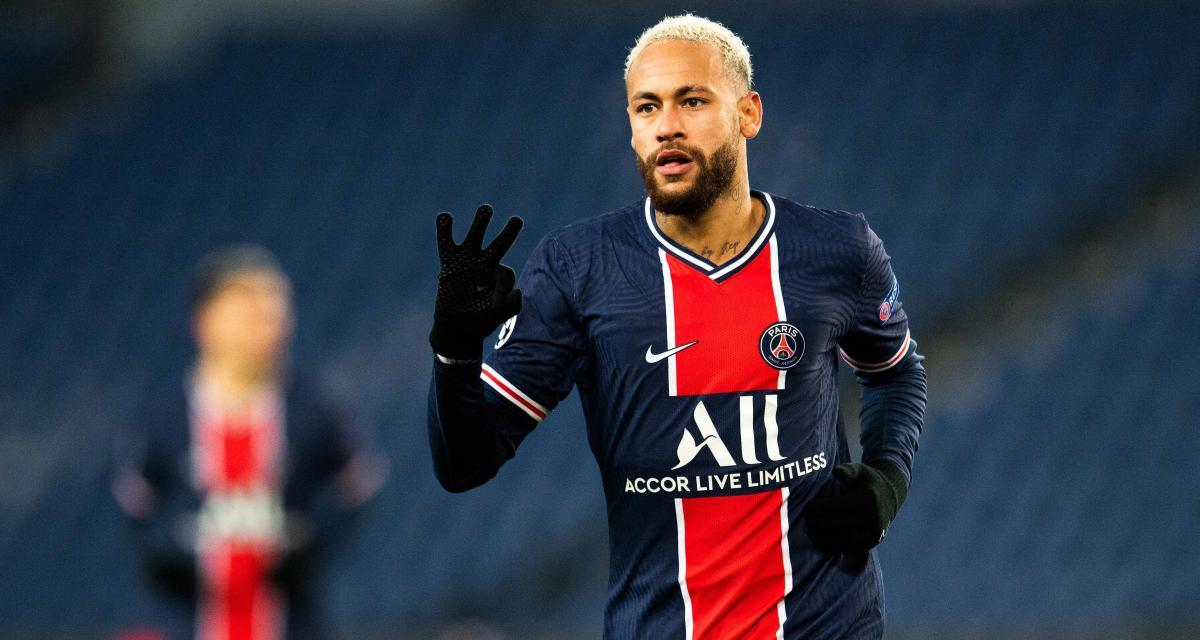 PSG – Mercato: Neymar raye de lui-même une destination pour son avenir