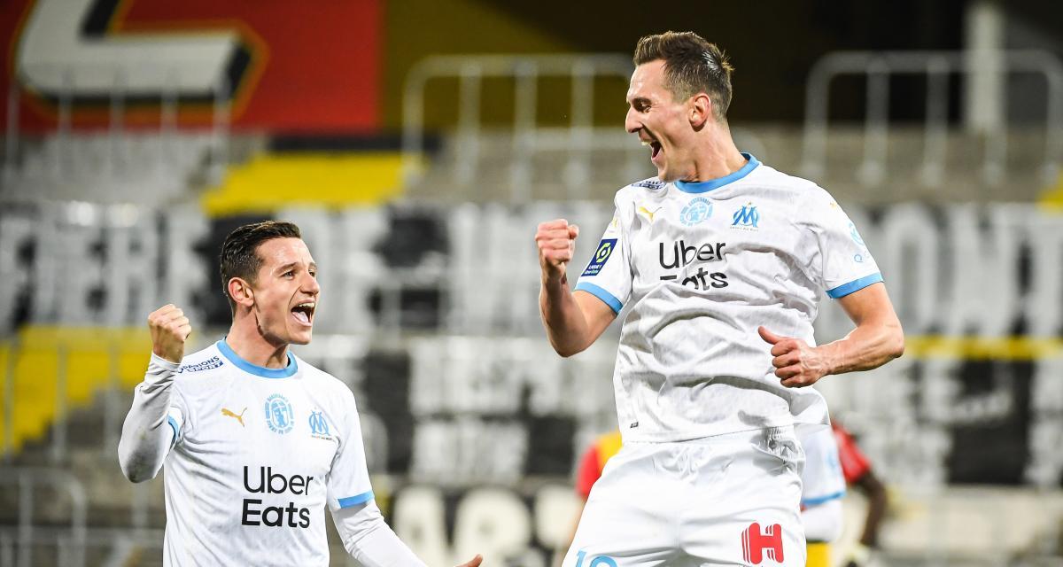 OM: avec Milik, Marseille tient le meilleur buteur de Ligue 1