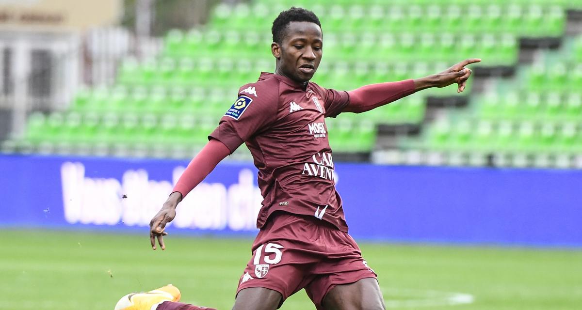 ASSE – FC Metz : les Verts vont croiser la route du nouveau phénomène de la L1