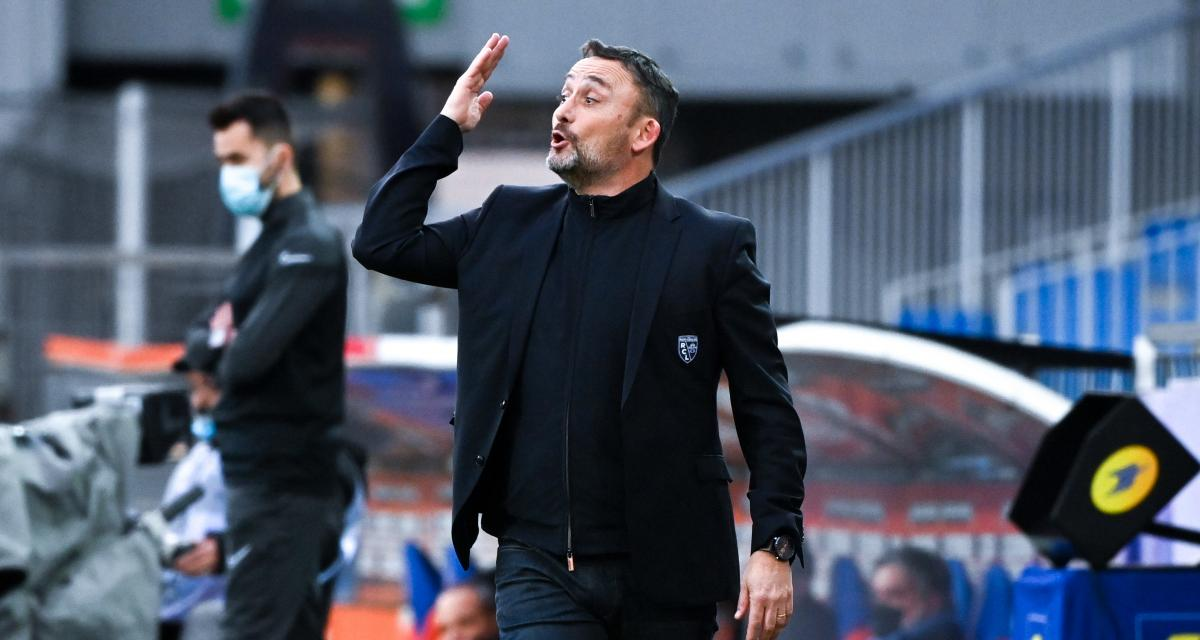 RC Lens : effectif, Stade Rennais, l'Europe, Franck Haise avait des choses à dire