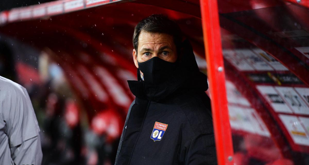OL: Rudi Garcia satisfait de l'accord avec Canal+ et repousse la question de son avenir