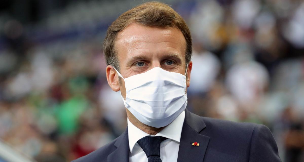 OM: l'entourage d'Emmanuel Macron dément une intervention en faveur de l'Arabie Saoudite!