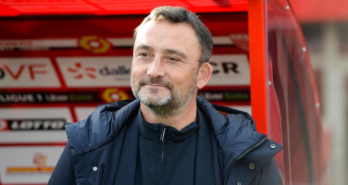 RC Lens: Sylla, Badé... Franck Haise justifie ses choix tranchés