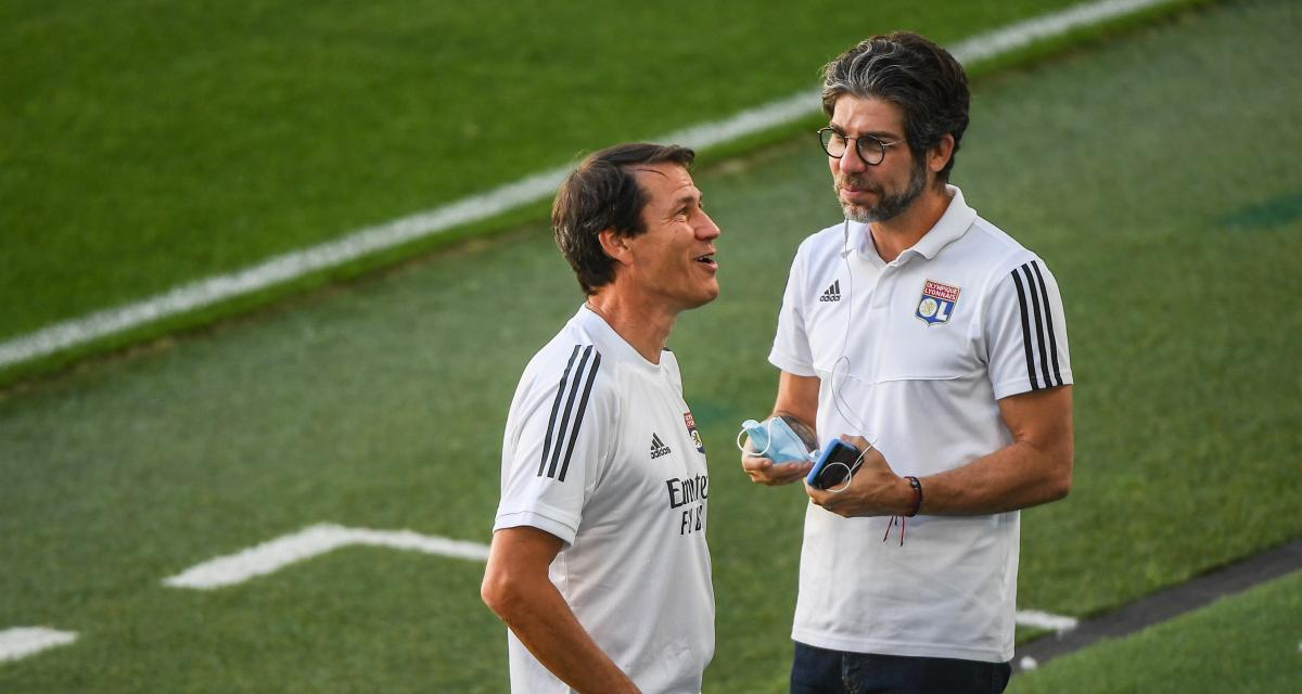 OL : Aulas lâche une confidence cruciale sur le futur de Garcia