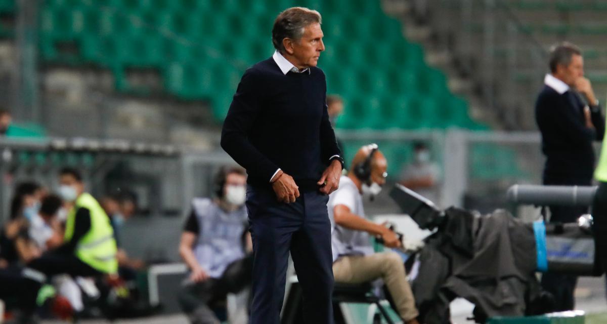 ASSE : Puel débine la rumeur OM et annonce un gros coup dur contre le FC Metz