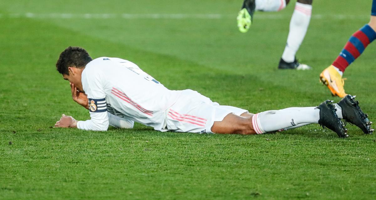 Huesca - Real Madrid (1-2) : encore un match où l'absence de Ramos a fait mal