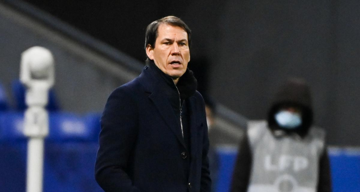 Ligue 1 : OL - RC Strasbourg, les compos