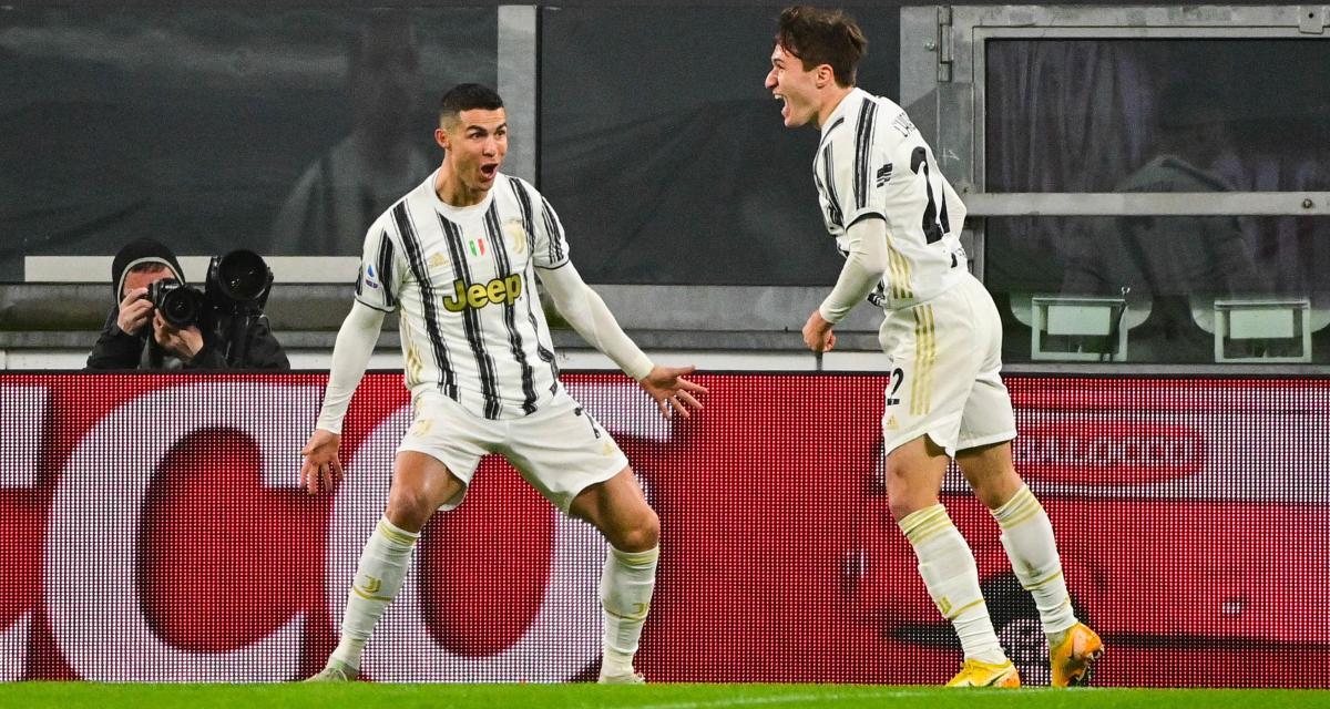 Juventus - AS Roma (2-0) : Cristiano Ronaldo atteint un nouveau cap affolant