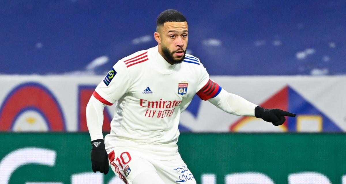 Résultat Ligue 1 : OL 2-0 RC Strasbourg (mi-temps)