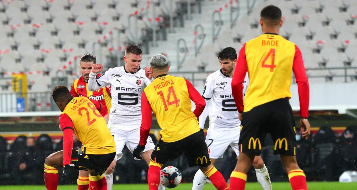 RC Lens - Stade Rennais (0-0) : les tops et les flops d'un nul qui n'arrange personne