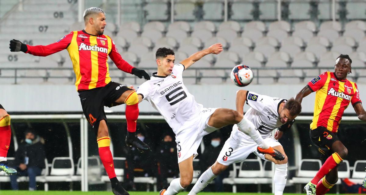 Résultat Ligue 1 : RC Lens 0-0 Stade Rennais (terminé)