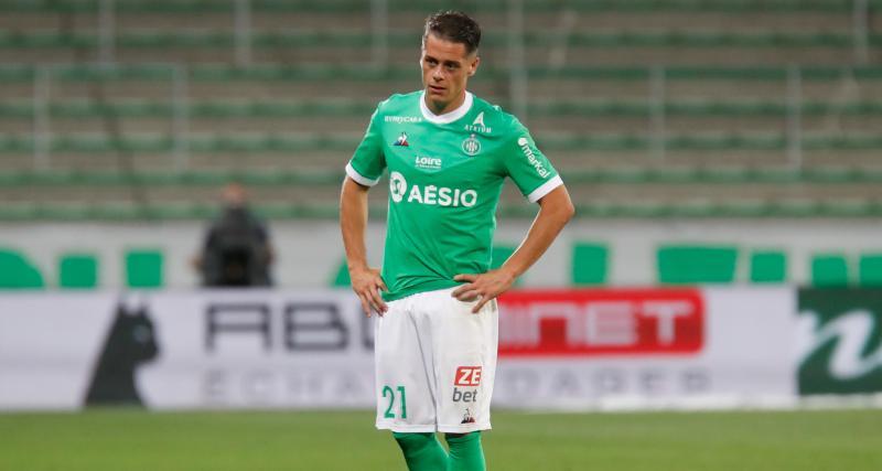 Résultats Ligue 1 : l'ASSE bien partie contre le FC Metz, tous les scores à la mi-temps