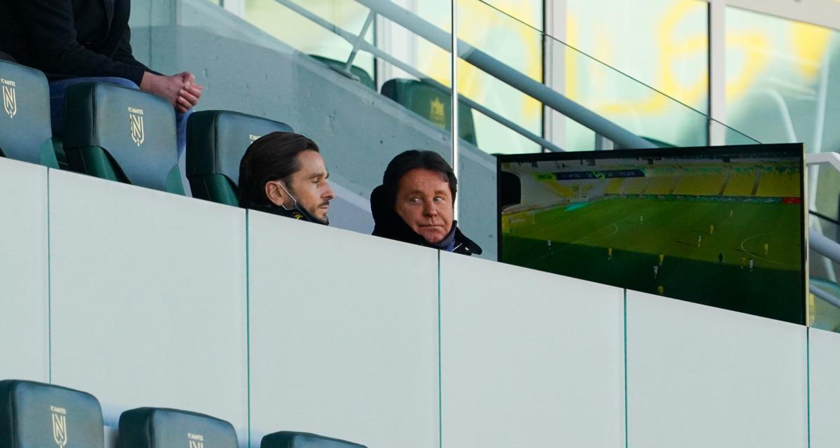 FC Nantes : Kita, Praud... La dernière action choc des supporters avant le match face au LOSC - But! Football Club
