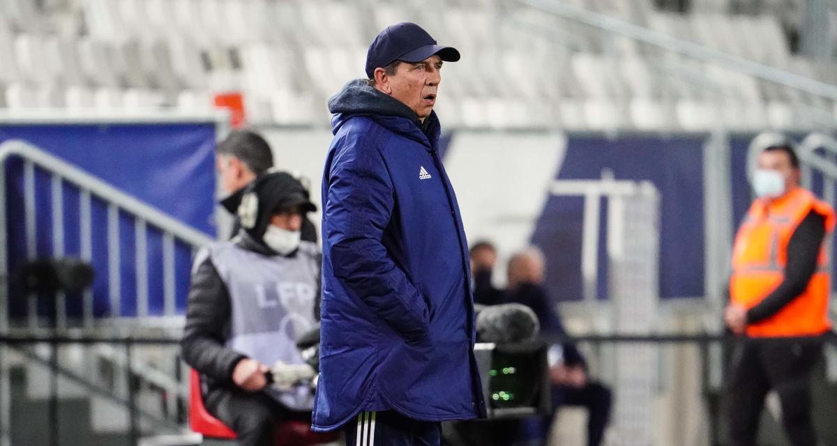 Brest – Girondins (2-1) : Gasset ne laisse aucune excuse à ses joueurs après la défaite