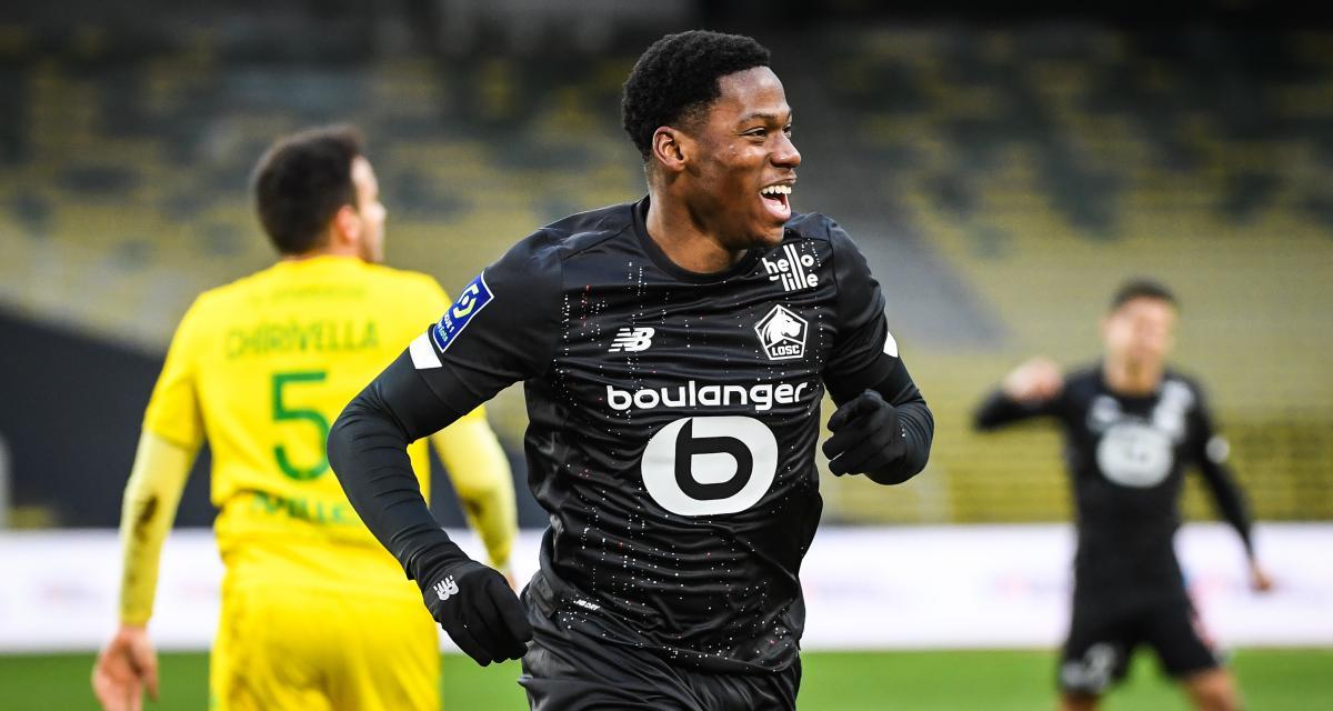 Résultat Ligue 1 : David place déjà le FC Nantes au pied du mur (0-1, mi-temps)