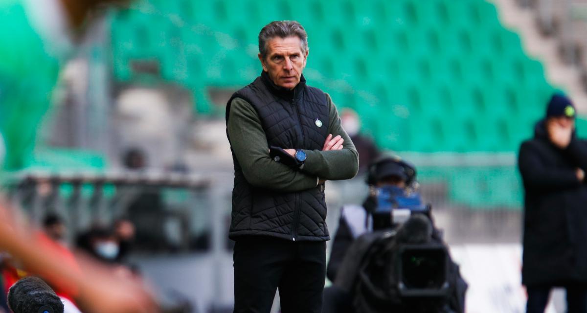ASSE – FC Metz (1-0) : Puel recadre la polémique Aouchiche, des échos inquiétants pour Hamouma ?