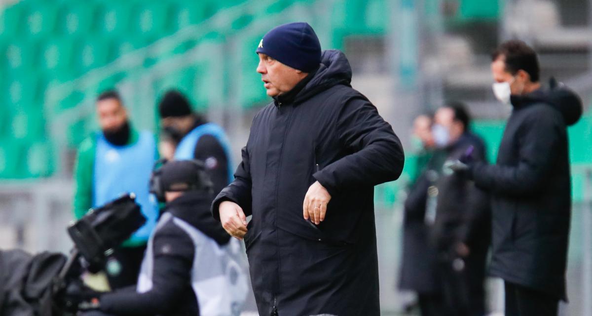 ASSE – FC Metz (1-0) : Antonetti pointe la grosse erreur qui a offert la victoire aux Verts - But! Football Club