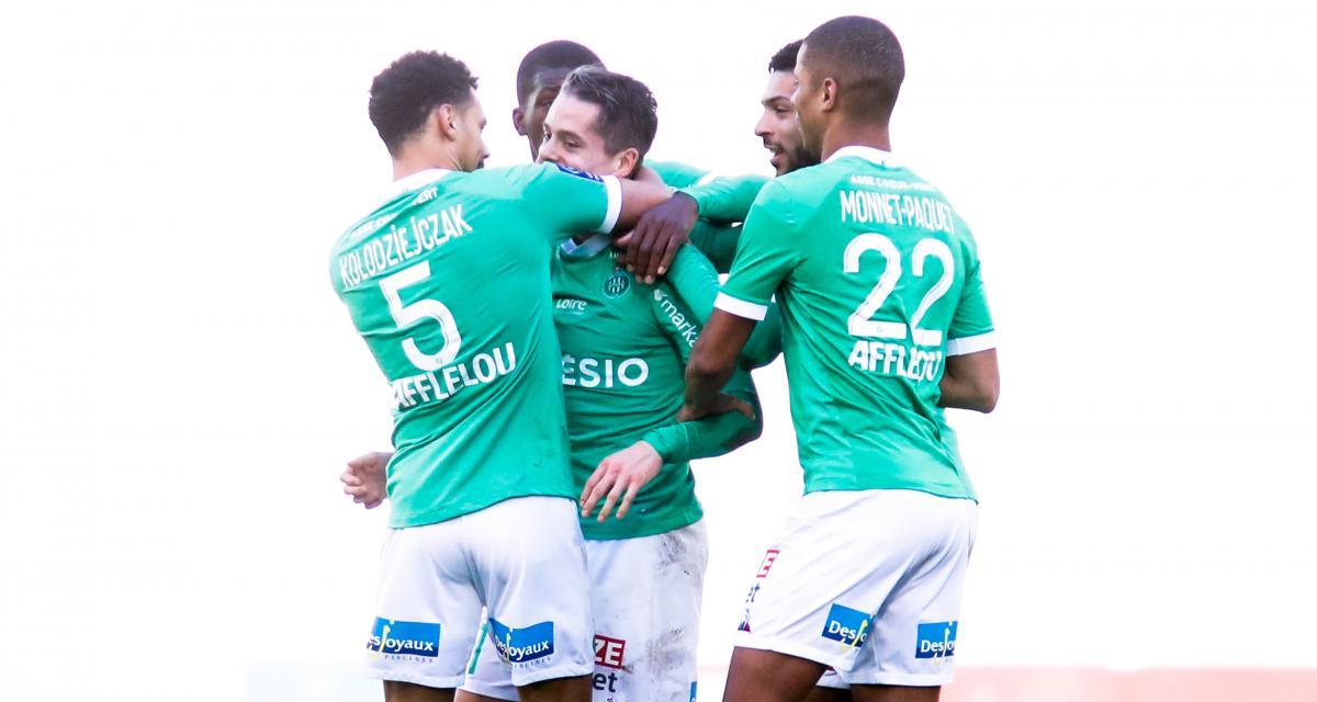 ASSE – FC Metz (1-0) : les notes des Verts, enfin victorieux dans le Chaudron