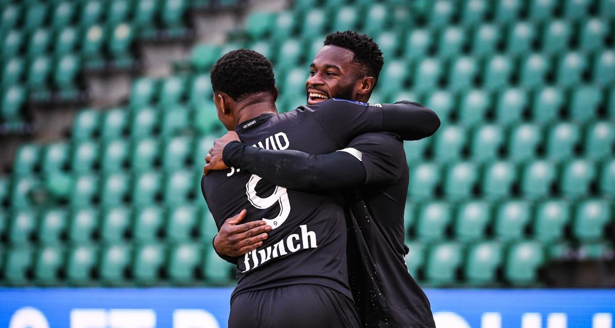 FC Nantes – LOSC (0-2) : David, Maignan... Les trois preuves que les Dogues peuvent rêver du titre