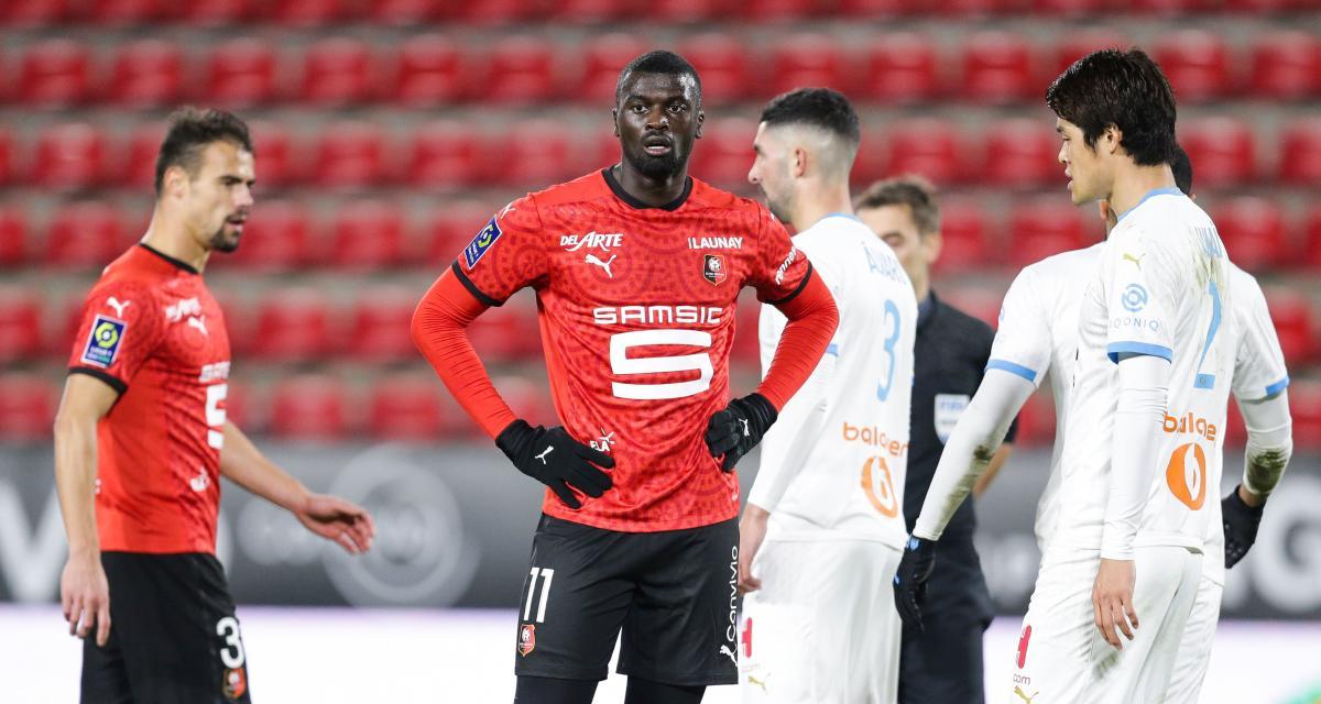 Stade Rennais, ASSE, Girondins – Mercato : Mbaye Niang pourrait faire ses valises d'ici ce soir !