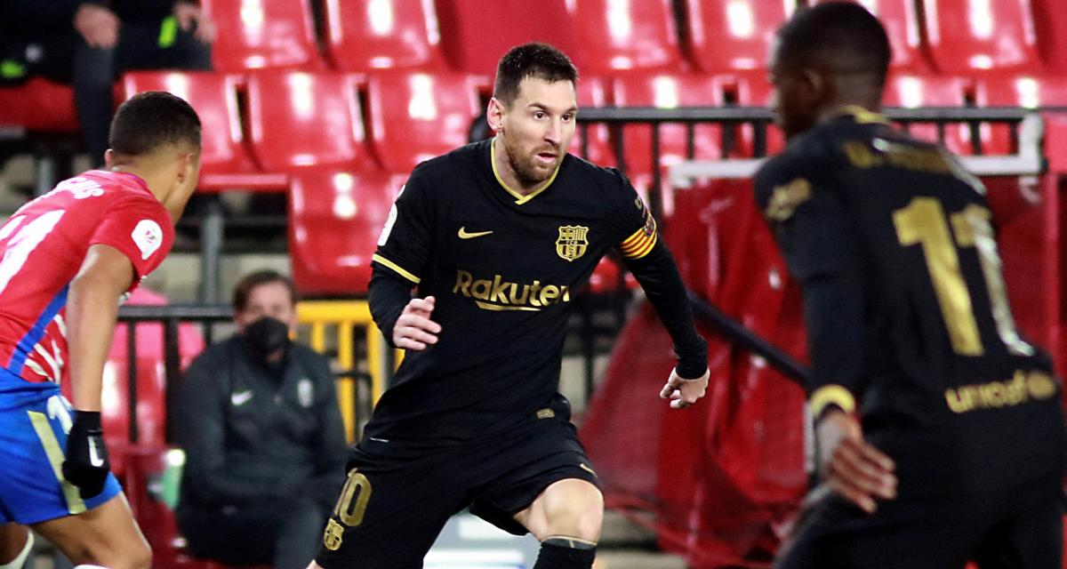 Liga : Betis - FC Barcelone, les compos (Koeman laisse Messi sur le banc !)