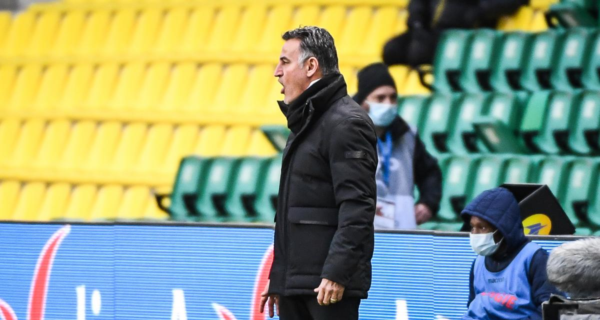 FC Nantes – LOSC (0-2) : agacé malgré la victoire, Galtier monte au créneau pour défendre Domenech
