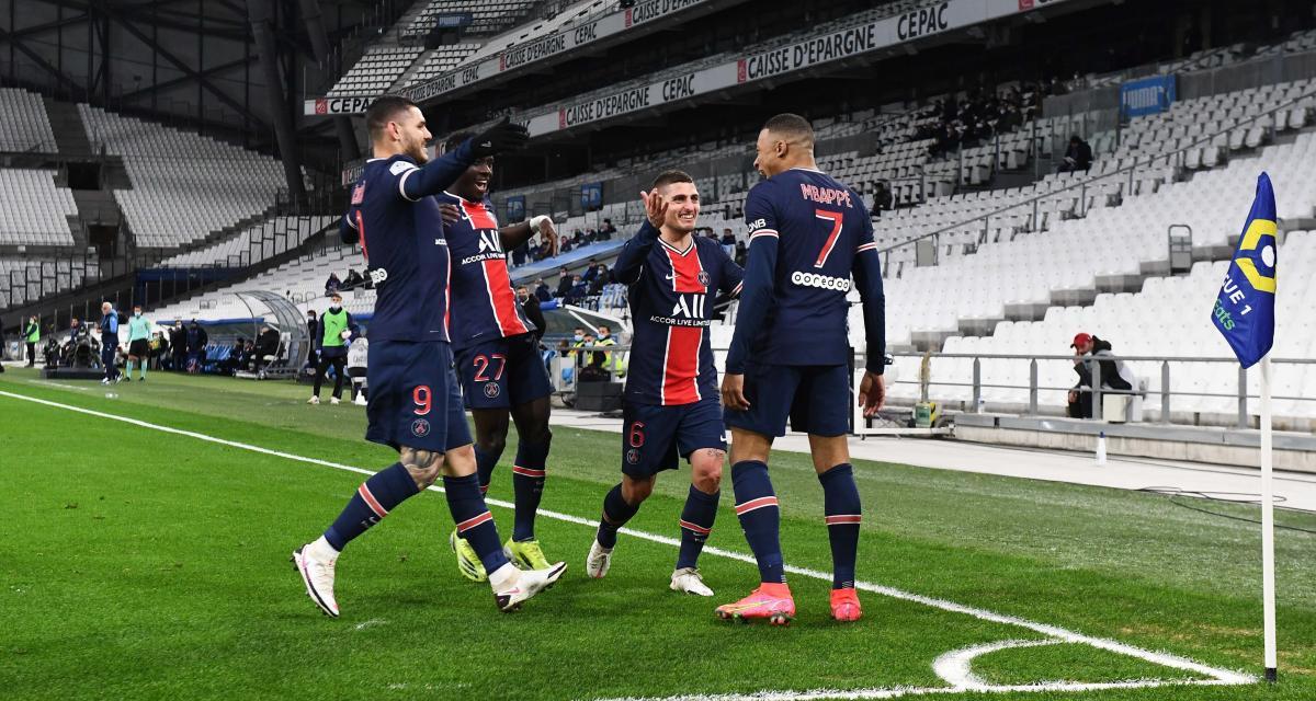 OM – PSG (0-2) : Mbappé, Di Maria, Payet... Les Tops et les Flops du 100e Classique