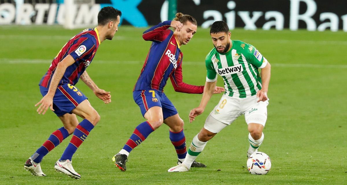 Résultat Liga : le FC Barcelone a souffert pour s'imposer face au Bétis
